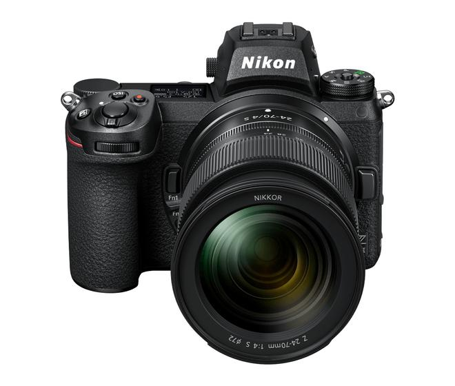Z6 II Kit 25 MP MILC Nikon Z 24 - 70 mm