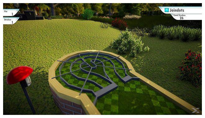 3D Mini Golf (Software Pyramide) (Nintendo Switch)