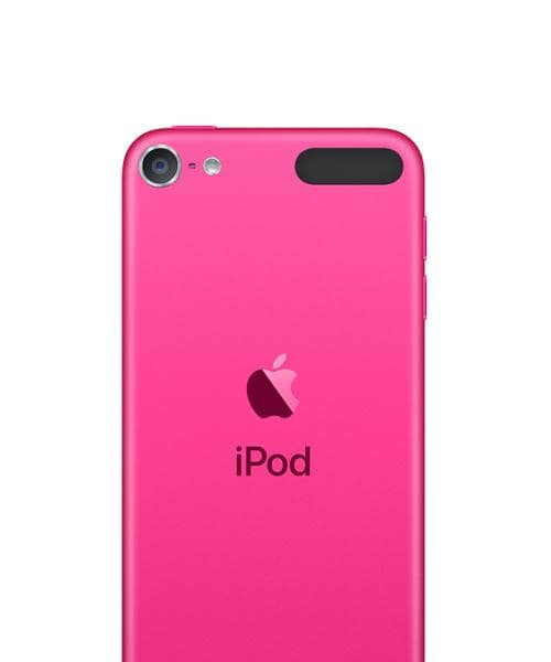 "iPod Touch MP3-Player 256GB 10,16cm/4"" Bluetooth Pink"