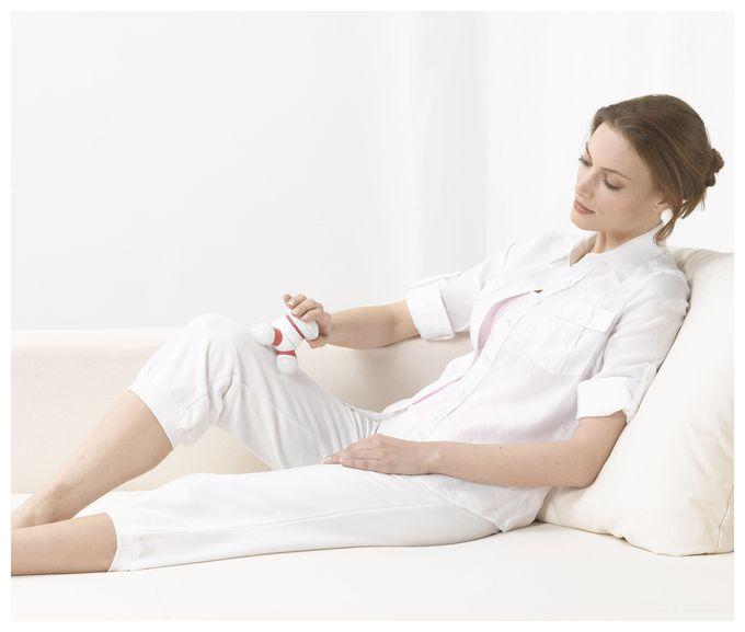 MG16 Mini-Massagegerät LED-Licht Massage-to-go Vibrationsmassage