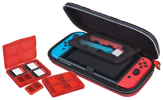 Mario Odyssey NNS58 Tasche für Nintendo Switch