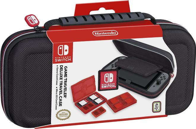 Nintendo Switch Travel Case Transporttasche