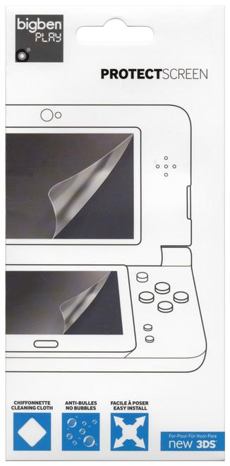BB339888 New 3DS Dual Displayschutzfolie