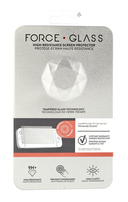 Force Glass Switch Screen Protector 9H+ Switch Nintendo Switch