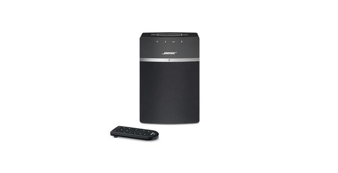 SoundTouch 10 Streaming Lautsprecher WLAN Bluetooth AUX-In USB