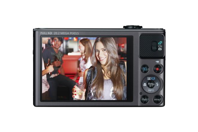 PowerShot SX620 HS Kompaktkamera 7,5cm/3'' 20,2MP Full-HD WLAN NFC