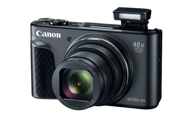 PowerShot SX730 HS 21 MP  Kompaktkamera 40x Opt. Zoom