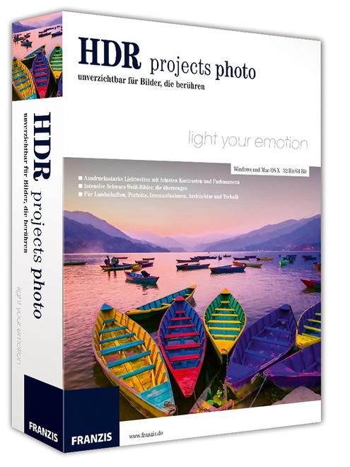 HDR projects photo