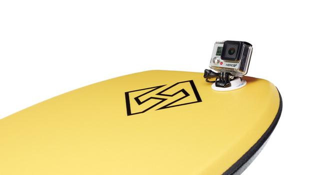 Bodyboard Mount