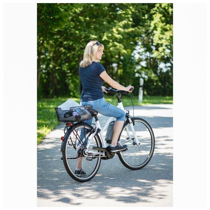 00178115 Fahrradkorb für Gepäckträger
