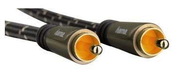 Audio-Kabel Digital Metall 3m