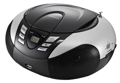 SCD-37 Boombox UKW MW CD USB MP3-CD