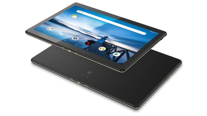 Tab M10 32 GB Tablet 25,6 cm (10.1 Zoll) 2,0 GHz Android 5 MP 4G (Schwarz)