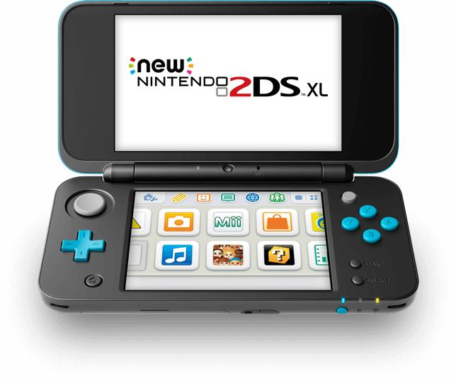 2DS XL + Super Mario 3D Land
