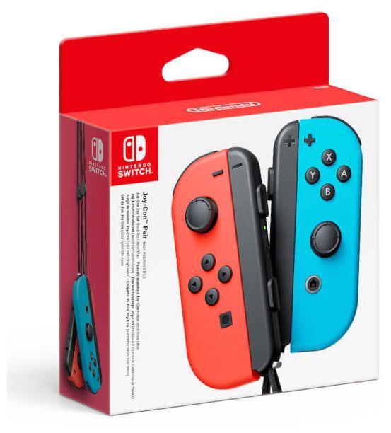 Joy Con 2er Set Analog / Digital Gamepad Nintendo Switch kabellos