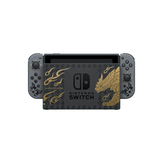 Switch Monster Hunter Rise Edition