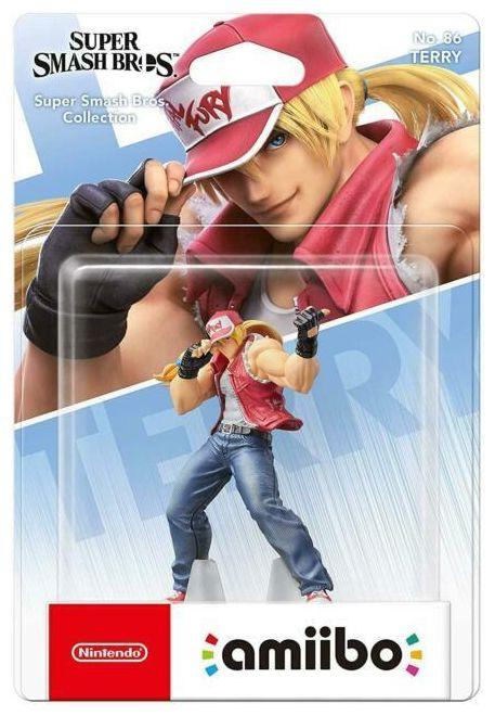 amiibo (Super Smash Bros. Collection) Terry Bogard