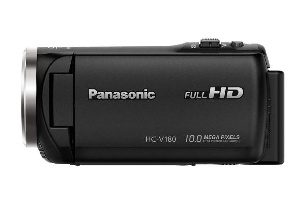 HC-V180EG-K Camcorder 6,7cm Touch-Display schwenkbar Full-HD 10MP