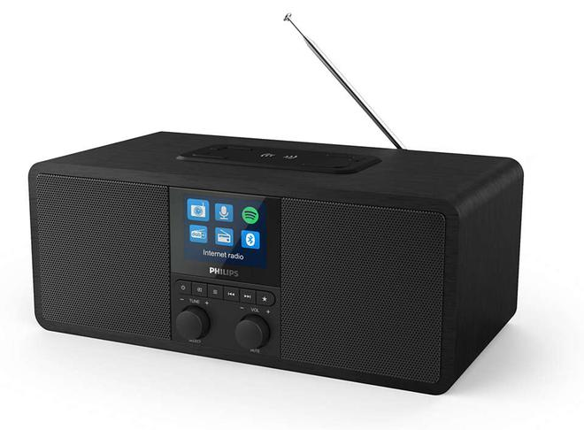 TAR8805/10 Bluetooth DAB,DAB+,FM Radio