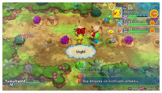 Pokémon Mystery Dungeon: Retterteam DX (Nintendo Switch)