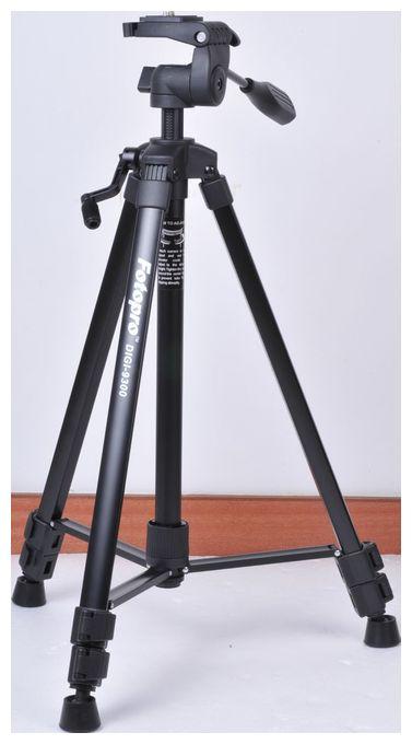Fotopro DIGI 9300 Kamera-Stativ inkl. Stativtasche