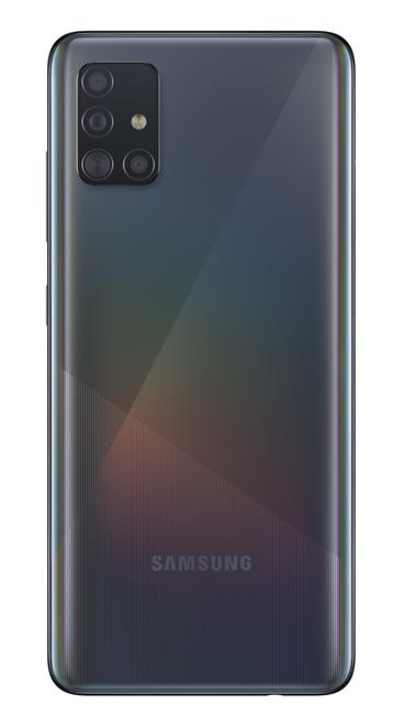 "Galaxy A51 Smartphone 16,5cm/6,5"" Android 48MP 128GB Dual-SIM"