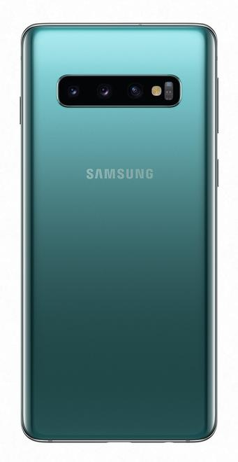 """Galaxy S10 SM-G973F Smartphone 15,51cm/6,1"""" Android 9.0 128GB"""