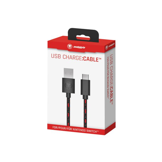 USB Ladekabel 3m Nintendo Switch