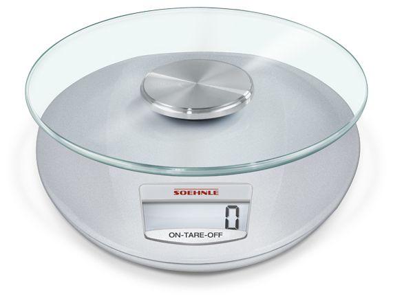 65856 Roma Elektronische Küchenwaage bis 5 kg Genauigkeit 1 g