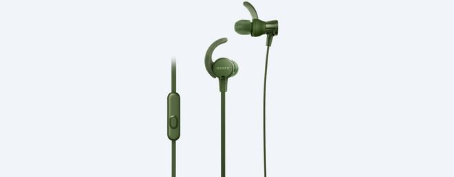 MDR-XB510AS EXTRA BASS In-Ear-Sportkopfhörer IPX5/7