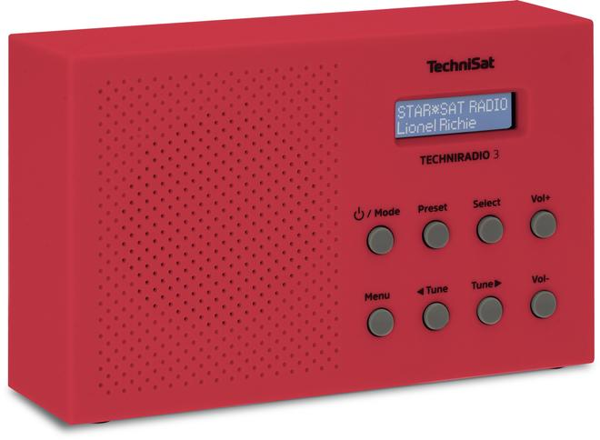 TECHNIRADIO 3 Radio DAB+  230 V 50 Hz
