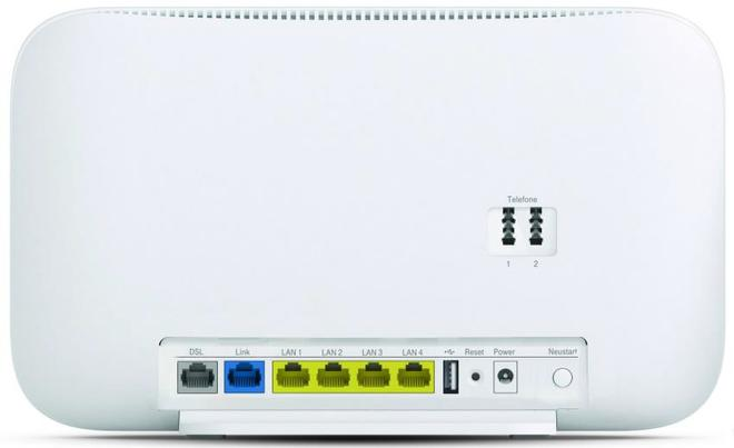 Speedport Smart 3R Wi-Fi 5 (802.11ac) Router Dual-Band (2,4 GHz/5 GHz)