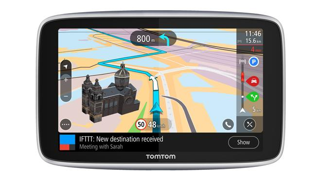 TomTom GO Premium 5 World Navigationsgerät