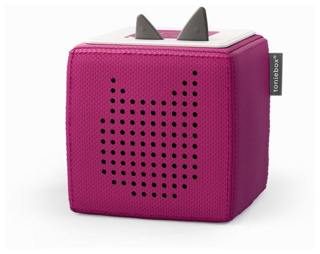 Toniebox Starterset Lautsprecher, Hörspiel, ab 3 Jahre