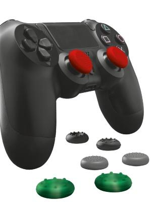 GXT262 Thumb Grips 8-Pack Analoge Schlägergriffe PlayStation 4