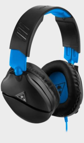 Beach Gaming Headset Recon 70 PS4 EAR Force Recon Blau Schwarz