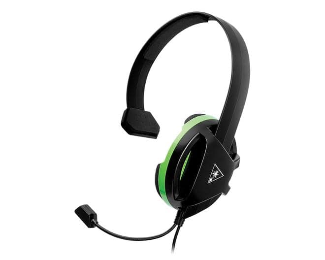 Beach Recon Xbox Chat Headset Over-Ear Schwarz, Grn