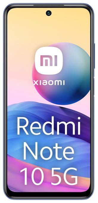Redmi Note 10 5G Smartphone 16,5 cm (6.5 Zoll) 128 GB Android 48 MP Dreifach Kamera Dual Sim (Blau)