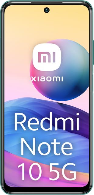Redmi Note 10 5G Smartphone 16,5 cm (6.5 Zoll) 128 GB Android 48 MP Dreifach Kamera Dual Sim (Grün)