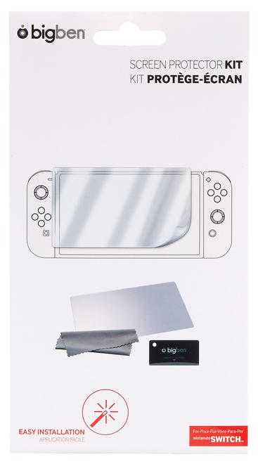 SWITCHPROTECTKIT Displayschutz für Nintendo Switch
