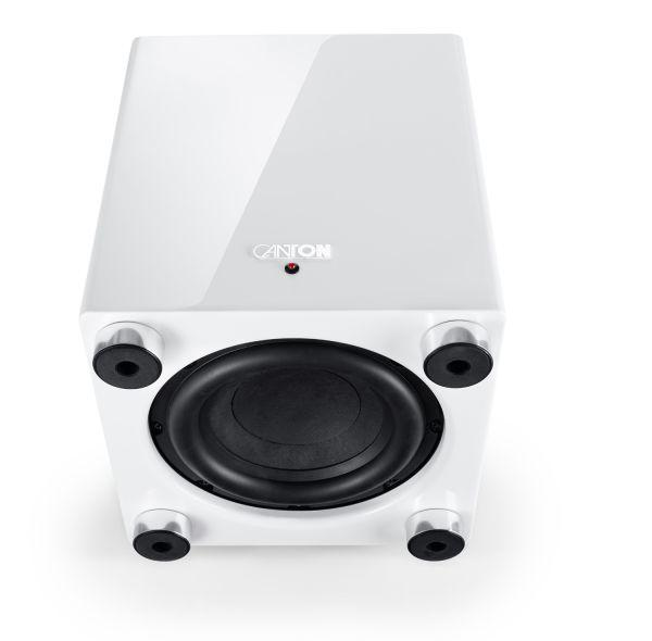 Sub 601 aktives Subwoofersystem 200/280W high-gloss
