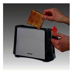 3890 Mini- Toaster 1 Scheibe(n)