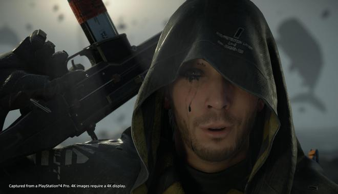 Death Stranding Special Edition (PlayStation 4)