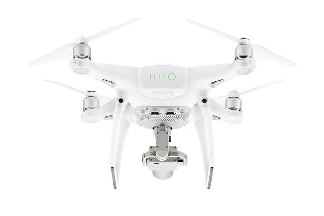 Phantom 4 Professional Multicopter/Drohne 30min 72km/h 7km 20MP 4K