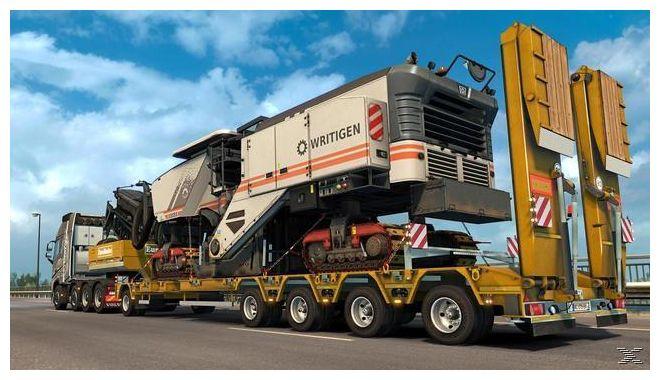Euro Truck Simulator 2: Heavy Cargo Edition (PC)