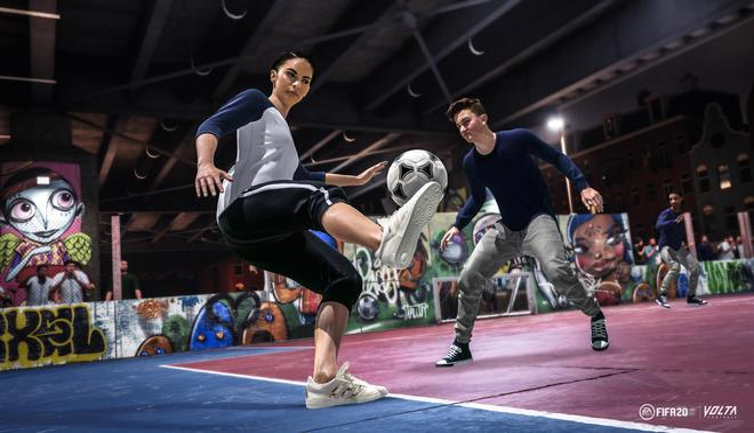 FIFA 20 - Champions Edition (PlayStation 4)