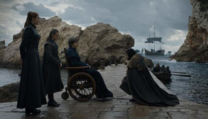 Game of Thrones - Die komplette Serie Gesamtedition (BLU-RAY)