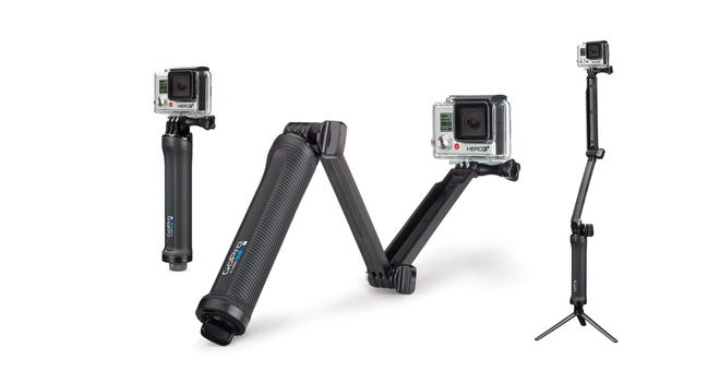 3-Way Grip-Arm-Tripod AFAEM-001 3-in-1 Halterung