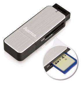 123900 USB-3.0-Kartenleser SD/microSD