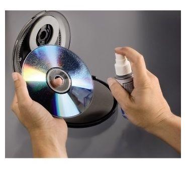 00051488 CD-/DVD-Reparatur- & Reinigungsset
